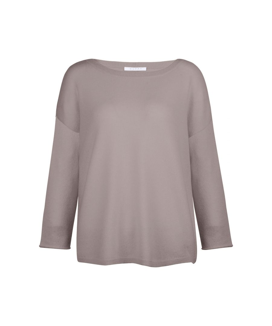 Image for Cashmere Jumper In Grey