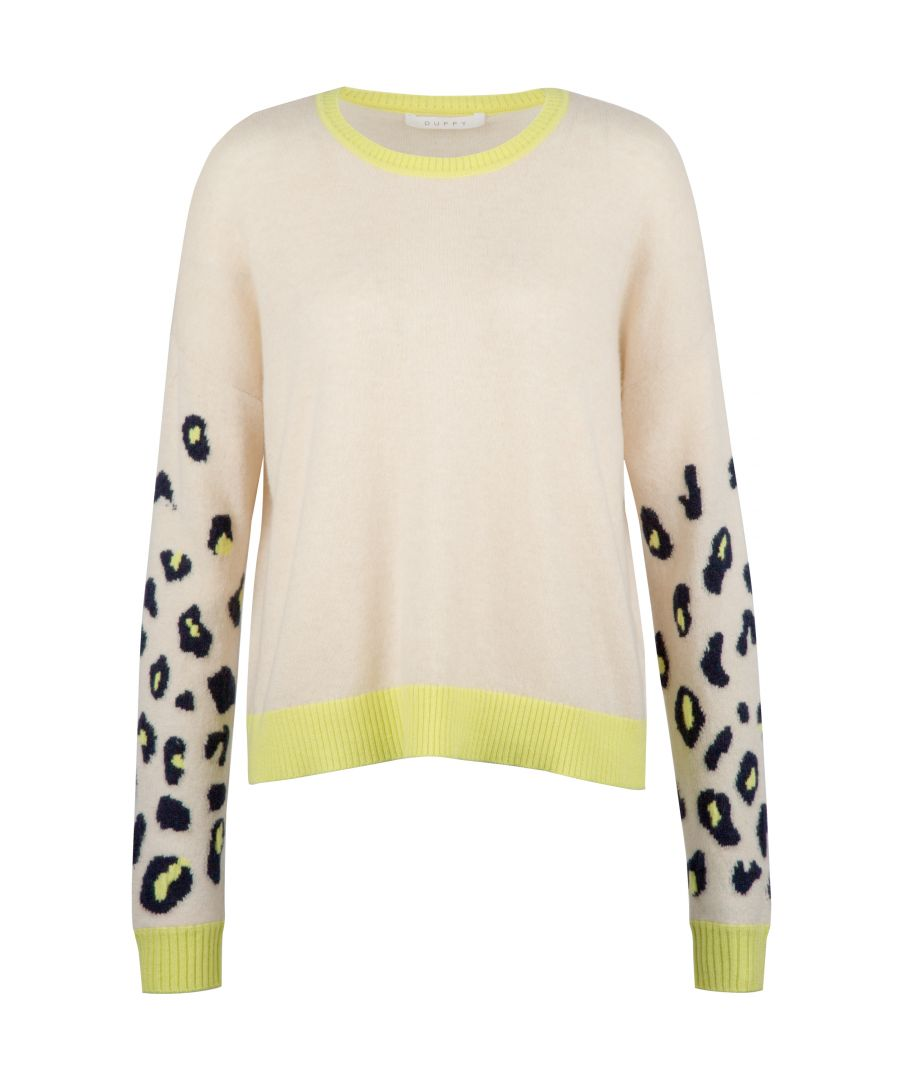 Image for Cashmere Jumper In Cream