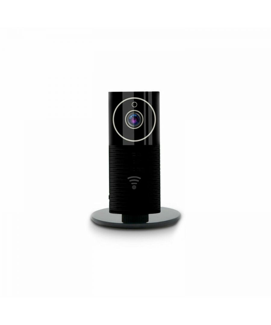 Image for Clever Dog Panorama WiFi Wireless Security HD Camera Black