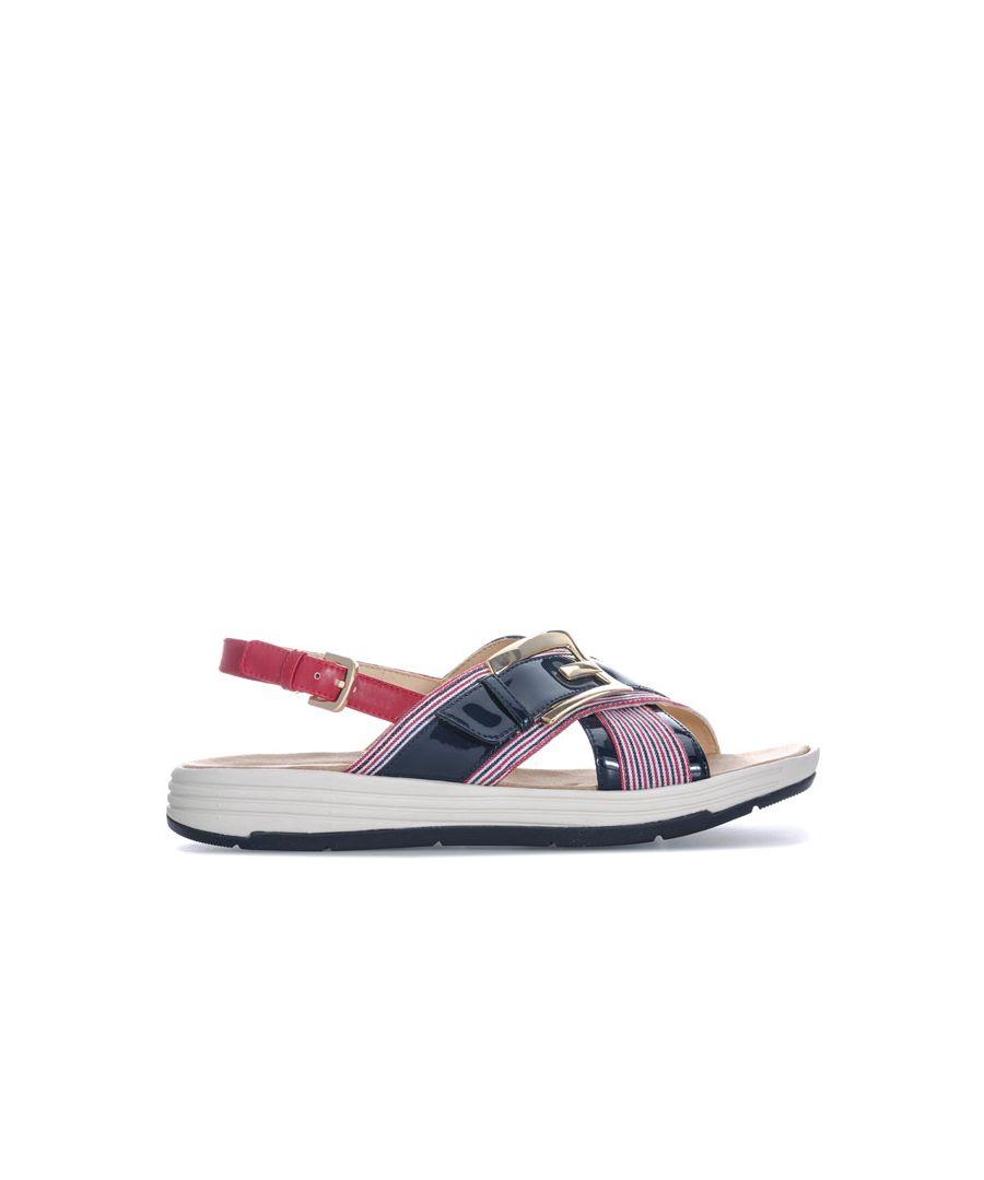 Image for Women's Geox Koleos Sandals in Navy