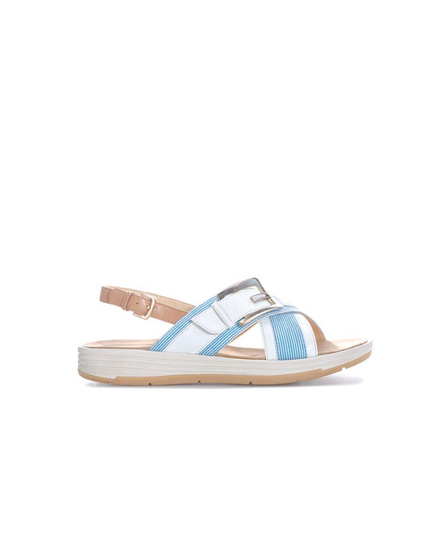 Image for Women's Geox Koleos Sandals in Petrol