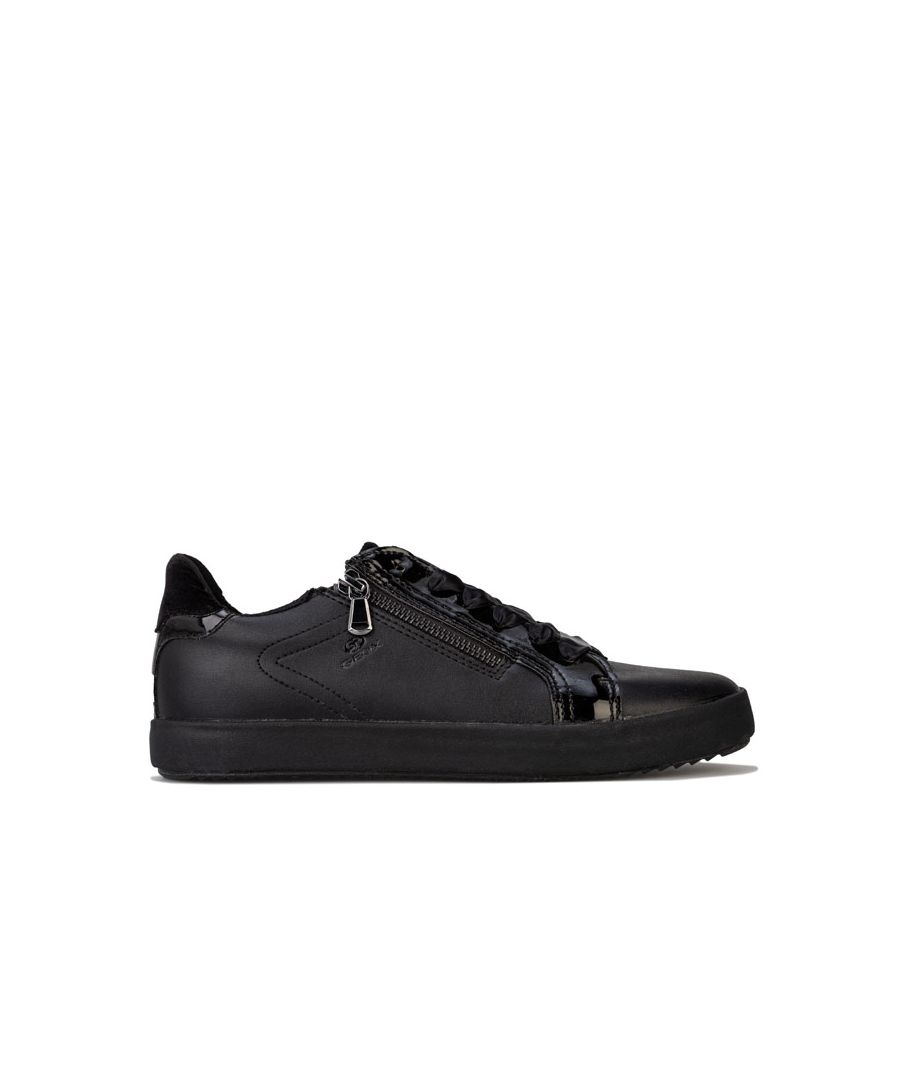 Image for Women's Geox Blomiee Trainers in Black