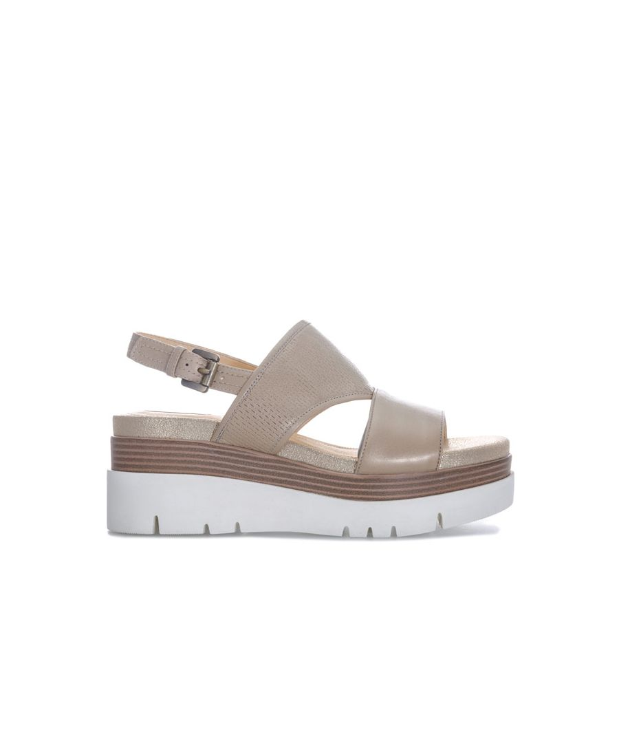 Image for Women's Geox Radwa Sandals in Taupe