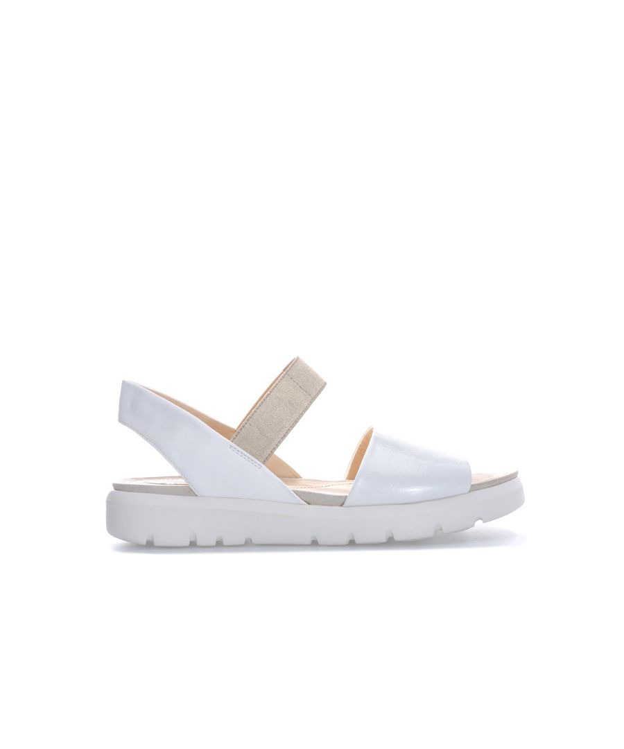 Image for Women's Geox Amalitha Sandals in White