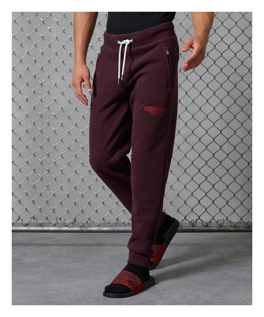 Image for Superdry Core Logo Athletics Joggers