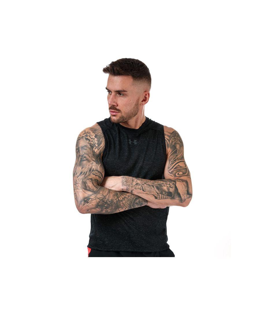 Image for Men's Under Armour Run Breeze Vest in Black