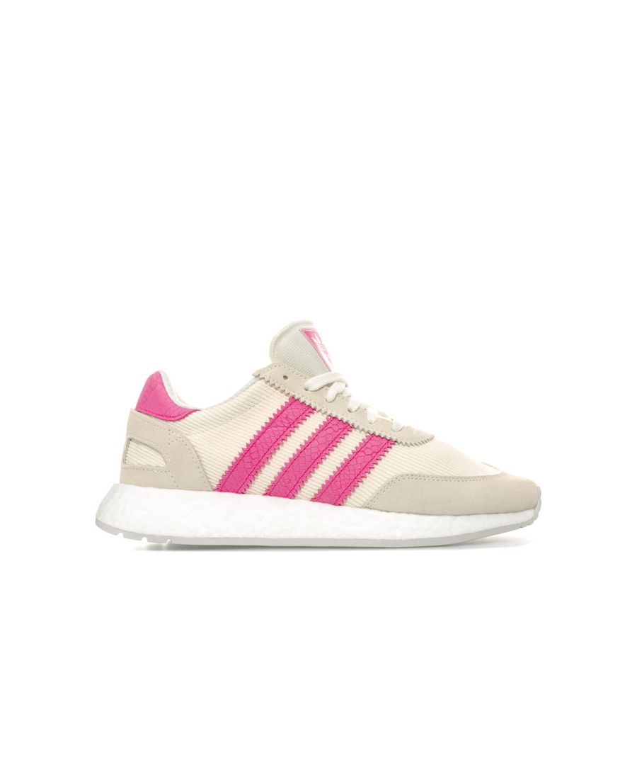 Image for Women's adidas Originals I-5923 Trainers in Beige