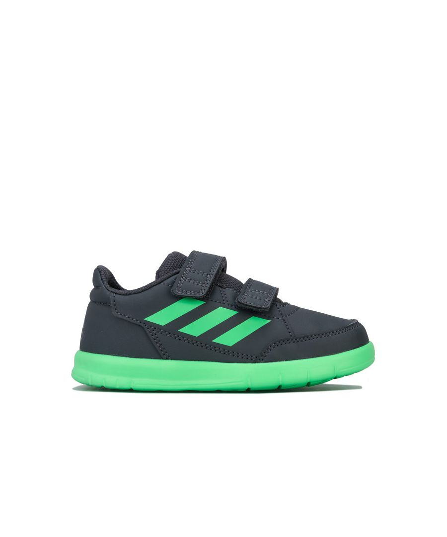 Image for Boy's adidas Infant AltaSport Trainers in Grey
