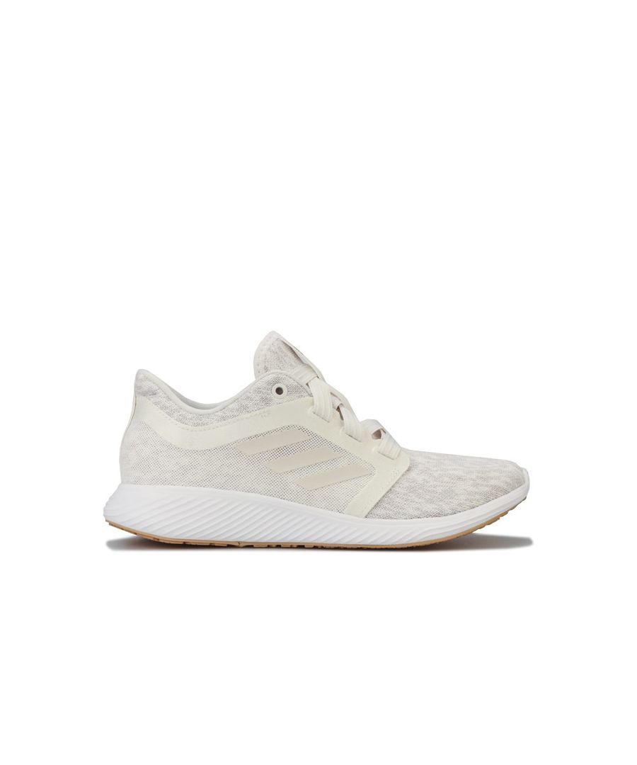 Image for Women's adidas Edge Lux 3 Running Shoes in Off White