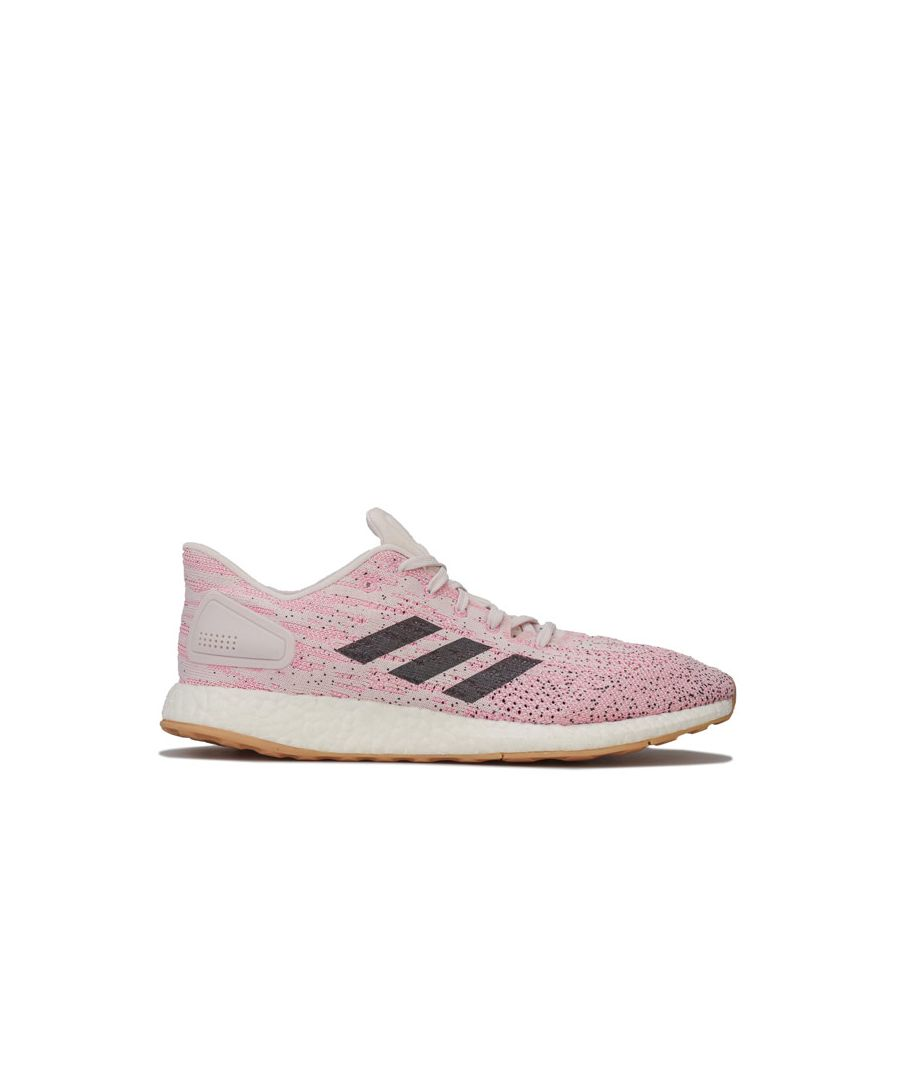 Image for Women's adidas PureBOOST DPR Running Shoes in Pink