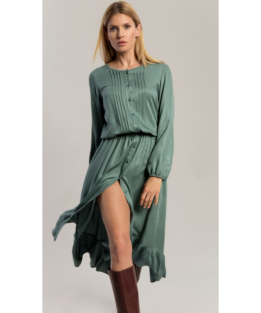 Image for Lilly Pastel Green Dress