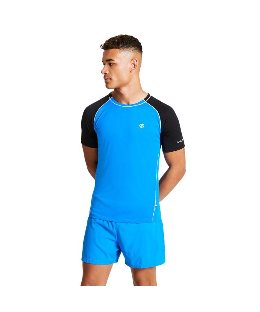 Image for Dare 2b Mens Peerless Lightweight Wicking Running T Shirt