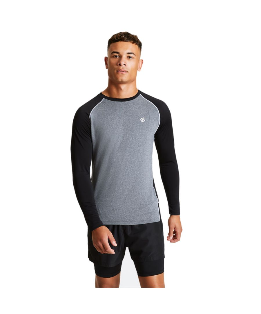 Image for Dare 2b Mens Realize Lightweight Long Sleeve Running T Shirt