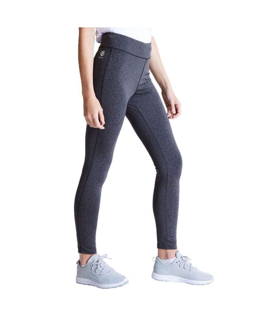 Image for Dare 2b Womens Influential Tight Lightweight Gym Leggings