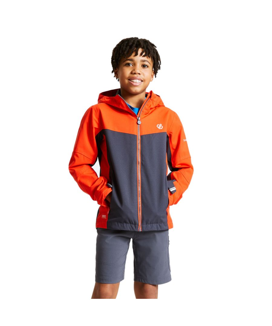 Image for Dare 2b Boys In The Lead Waterproof Softshell Jacket