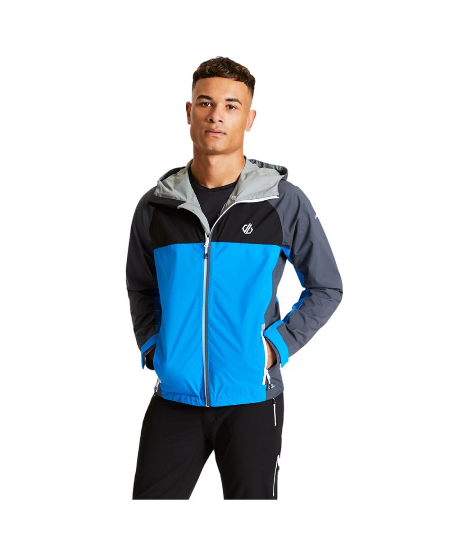Image for Dare 2b Mens Aline II Lightweight Breathable Hooded Jacket