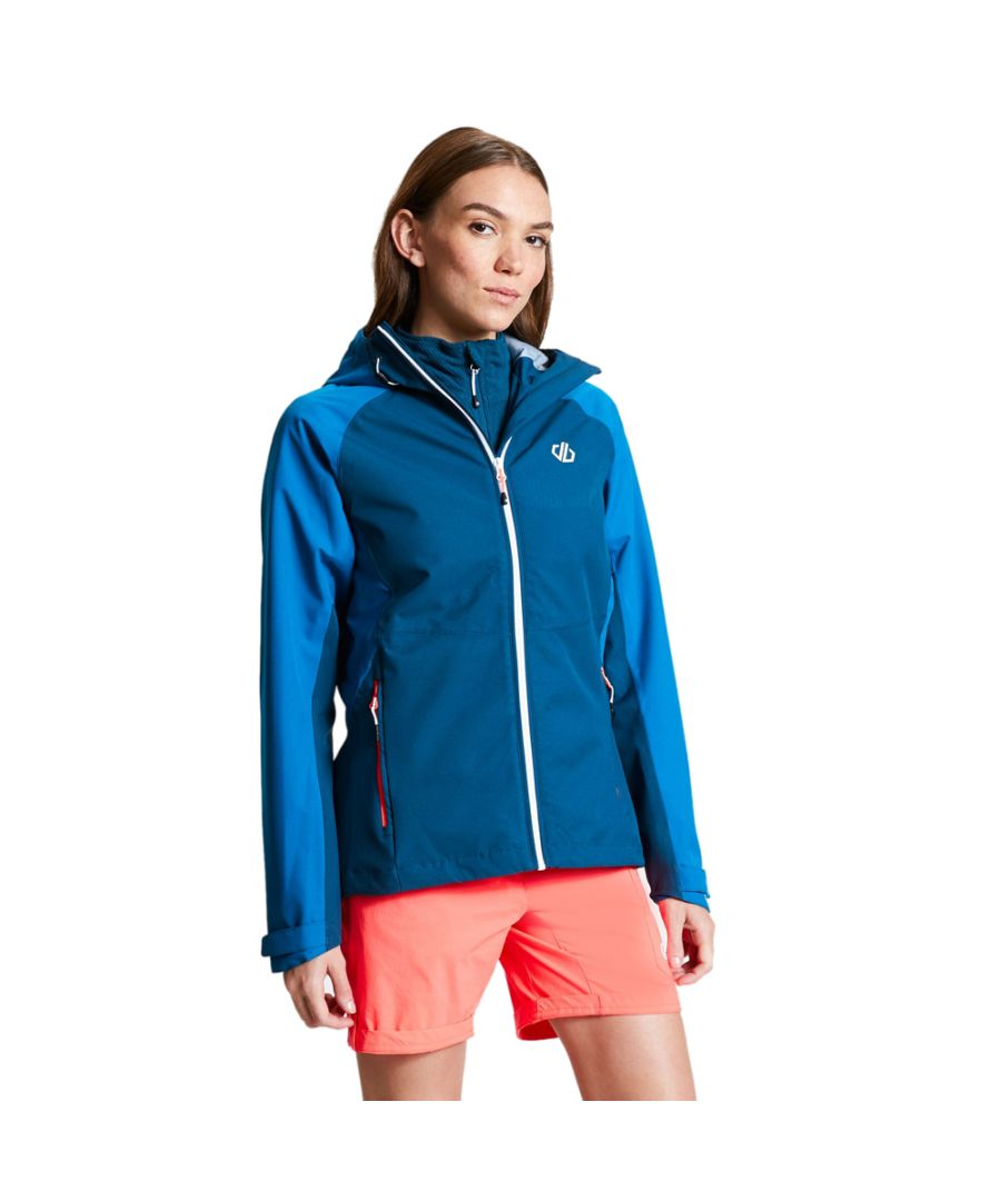 Image for Dare 2b Womens Compete Polyester Breathable Waterproof Coat