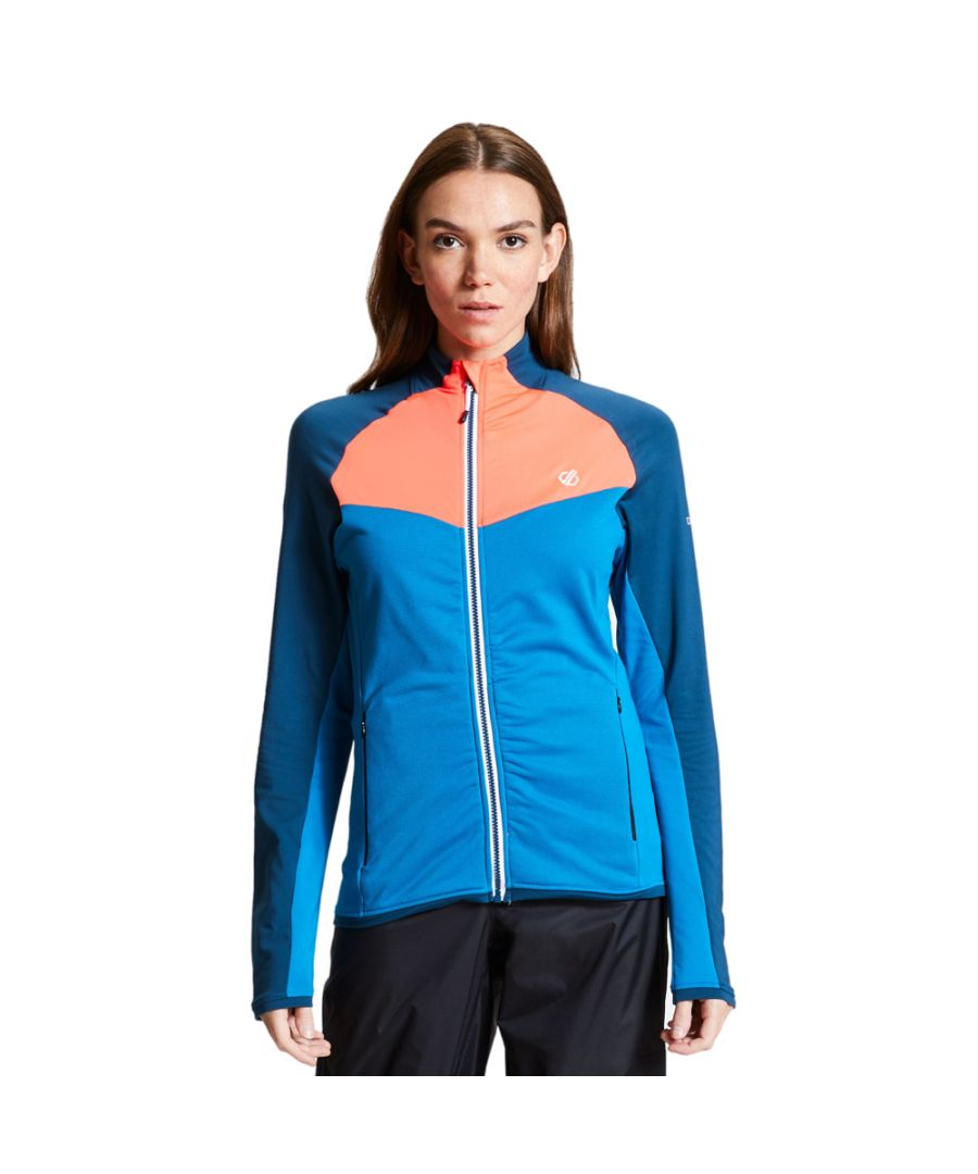 Image for Dare 2b Womens Allegiance II Stretch Light Softshell Coat