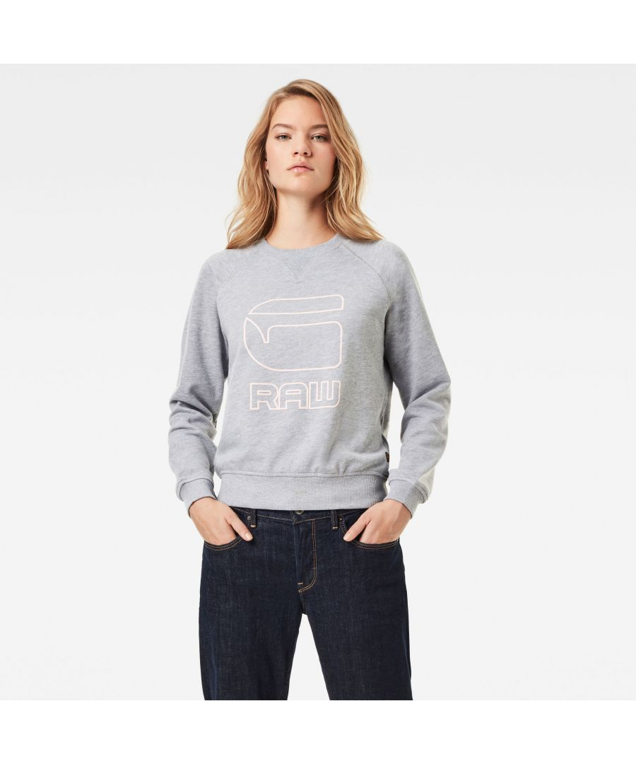 Image for G-Star Raw Graphic Graw Straight Sweater
