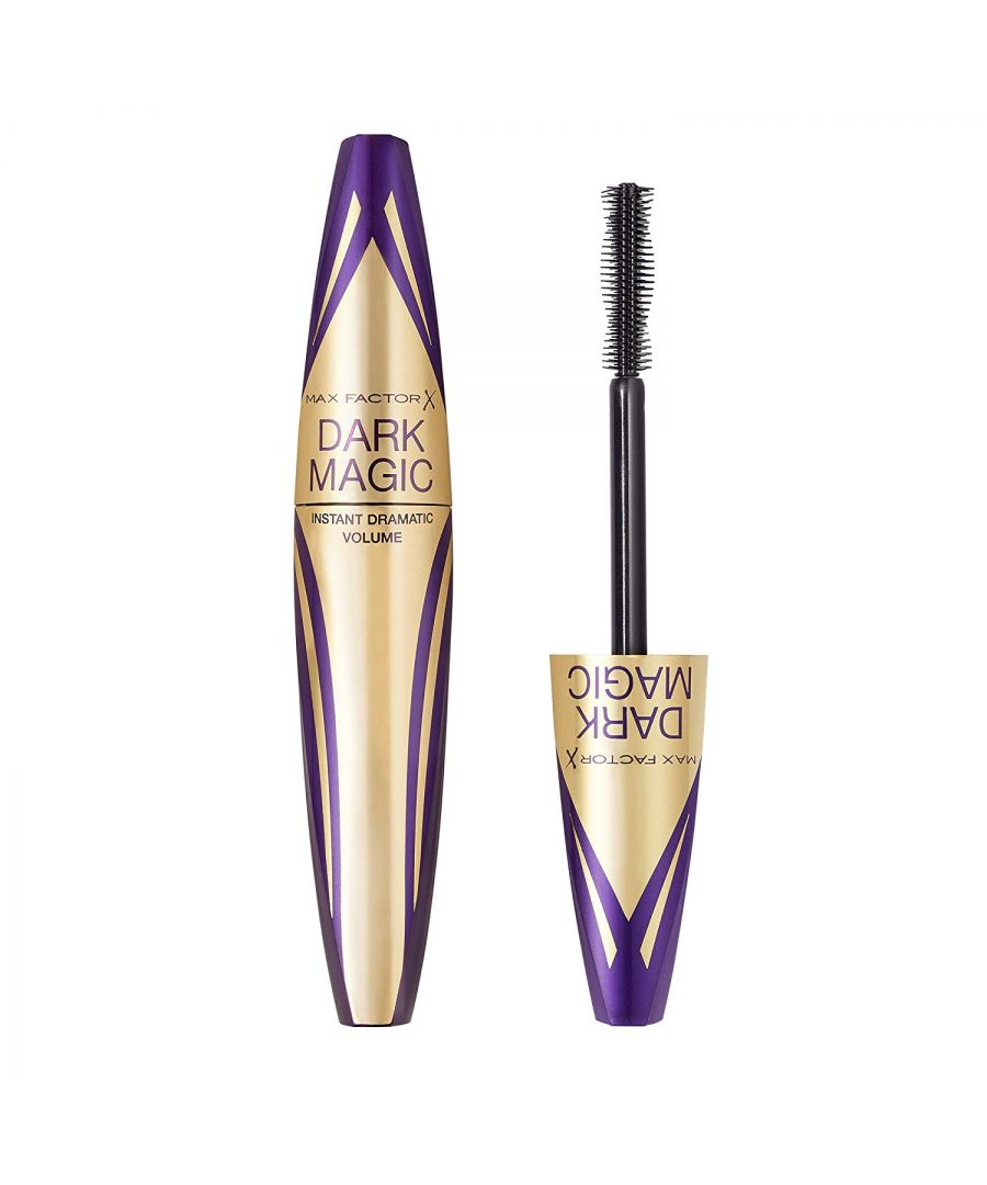 Image for Max Factor Dark Magic Instant Dramatic Volume Mascara 10ml - Black