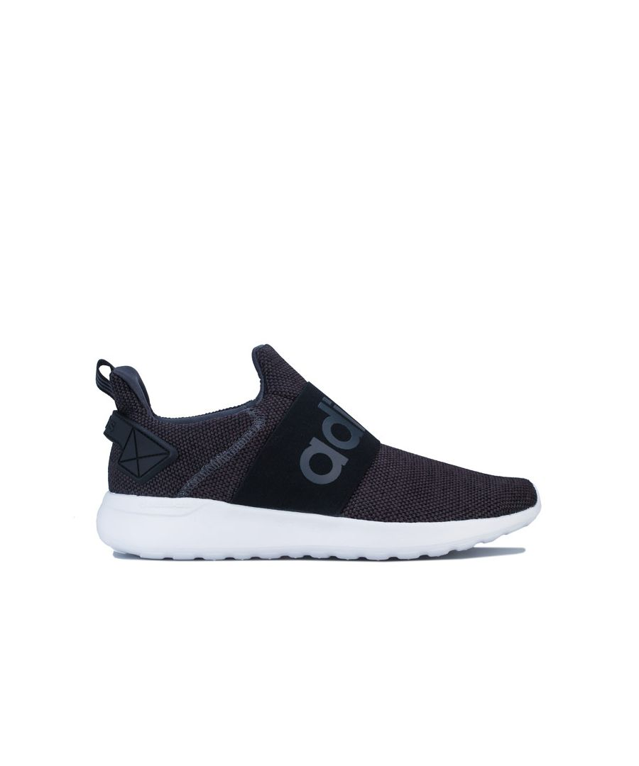 Image for Men's adidas Lite Racer Adapt Trainers in Black