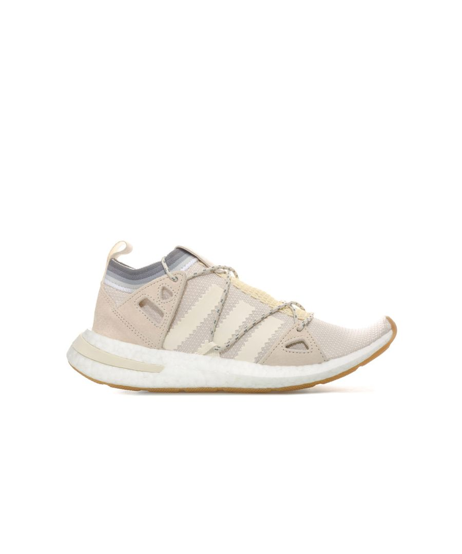 Image for Women's adidas Originals Arkyn Trainers in Chalk