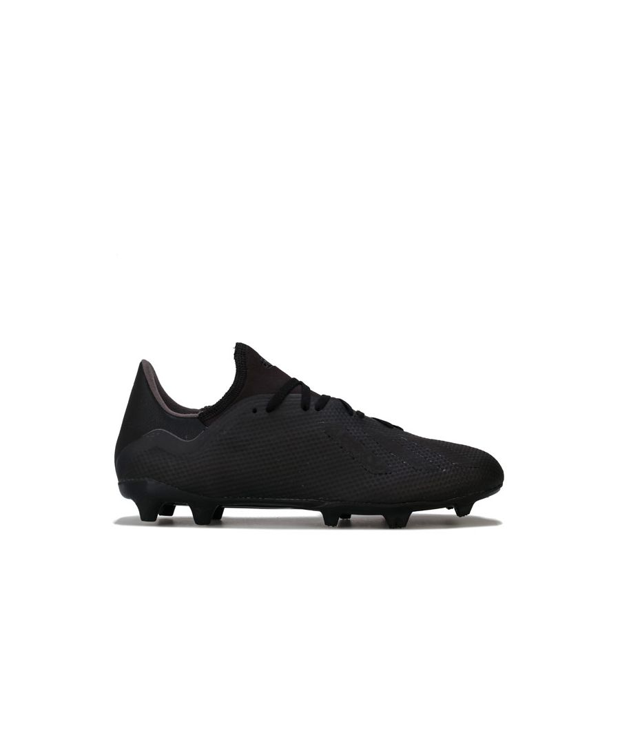 Image for Men's adidas X 18.3 FG Football Boots in Black
