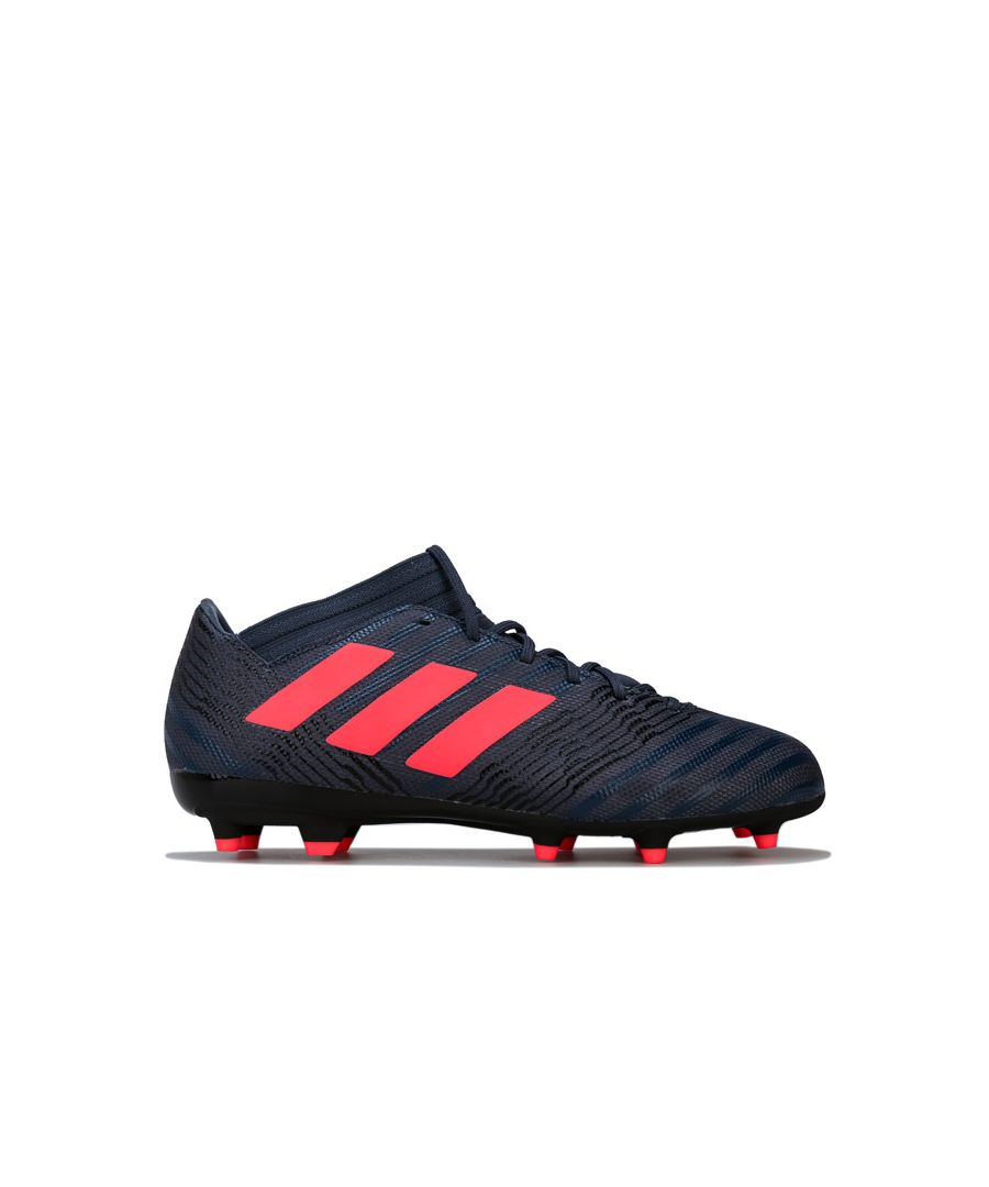 Image for Women's adidas Nemeziz 17.3 FG Football Boots in Dark Blue
