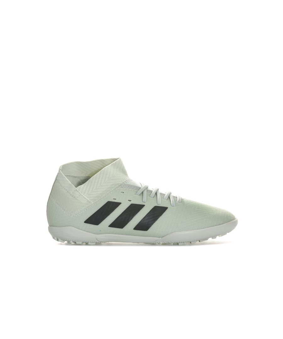 Image for Boy's adidas Children Nemeziz Tango 18.3 TF Trainers in Grey