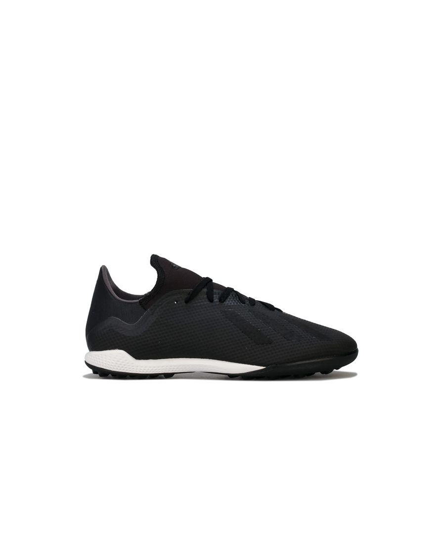 Image for Men's adidas X Tango 18.3 TF Football Trainers in Black