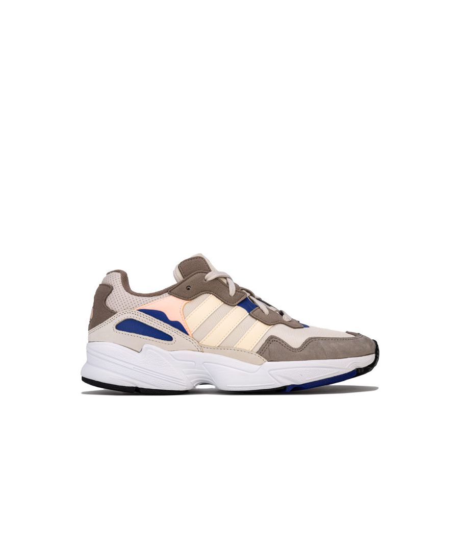 Image for Men's adidas Originals Yung-96 Trainers in Brown