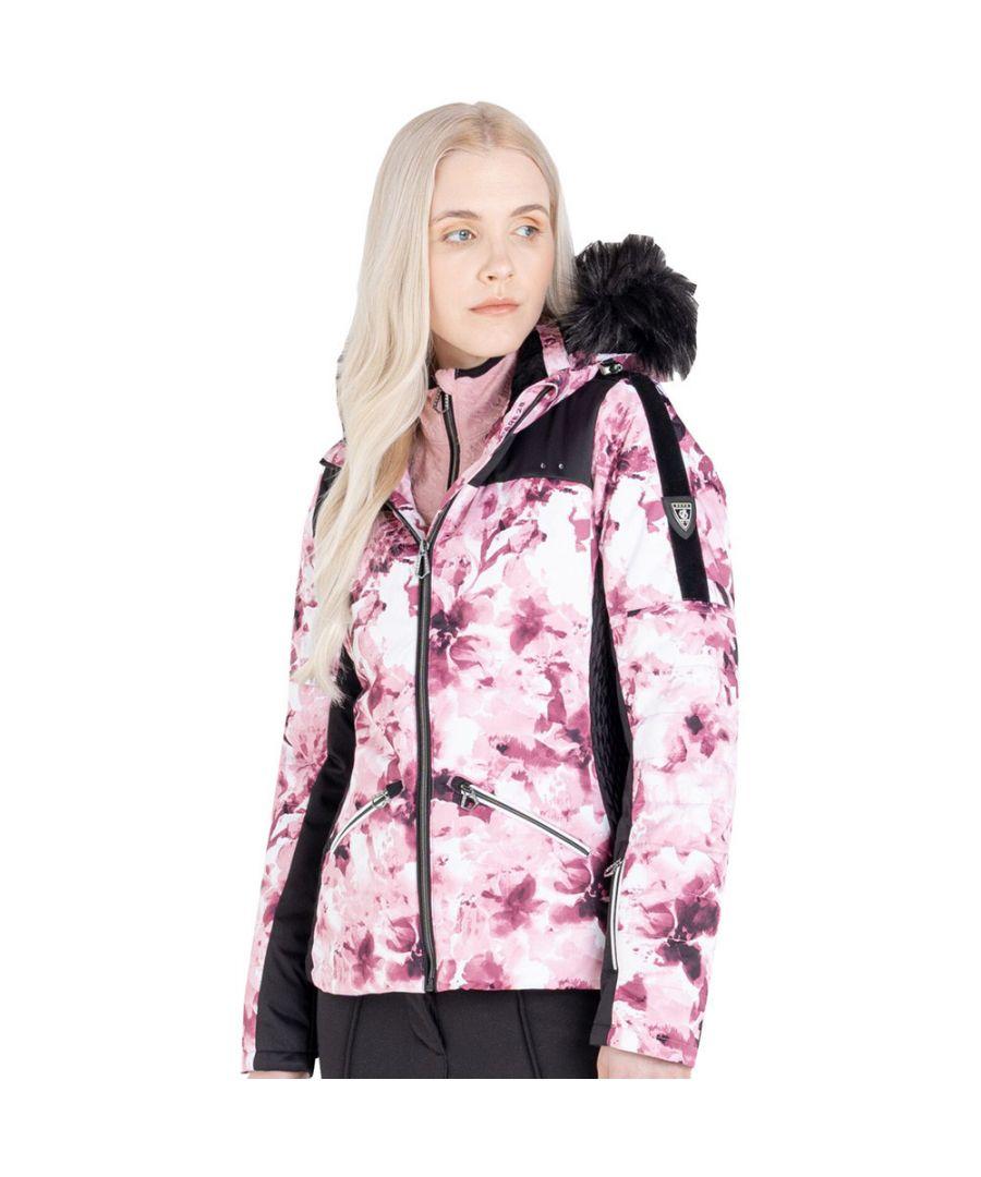 Image for Dare 2b Women's Prestige Waterproof Breathable Ski Coat