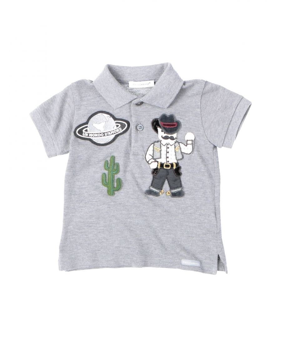 Image for Dolce & Gabbana Baby Polo shirts Cotton
