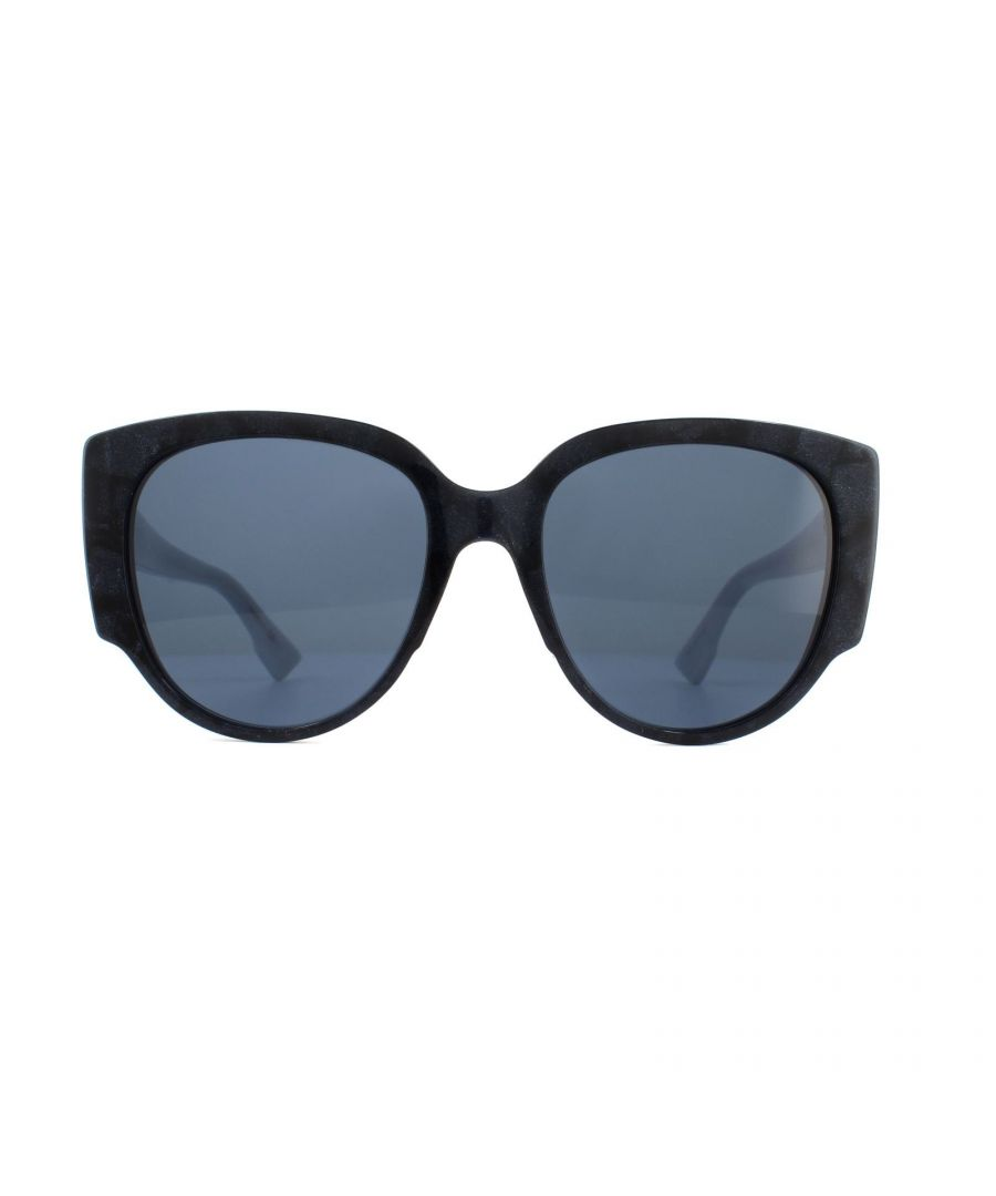 Image for Dior Sunglasses Dior Night1 RIU 72 Blue Blue