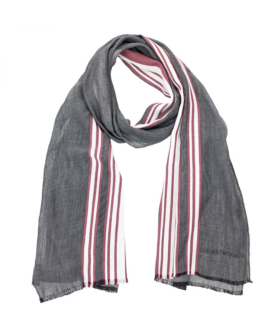Image for Emporio Armani Women's Scarf in Navy