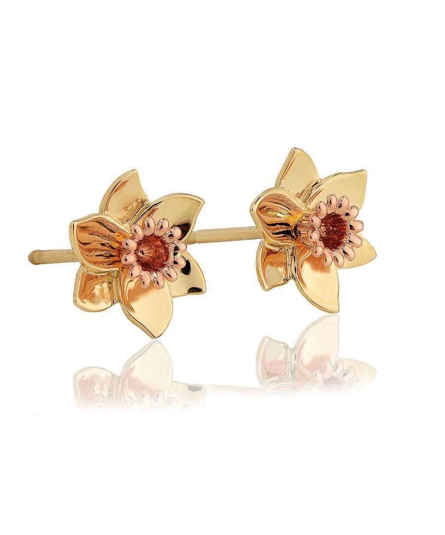 Image for Daffodil Stud Earrings
