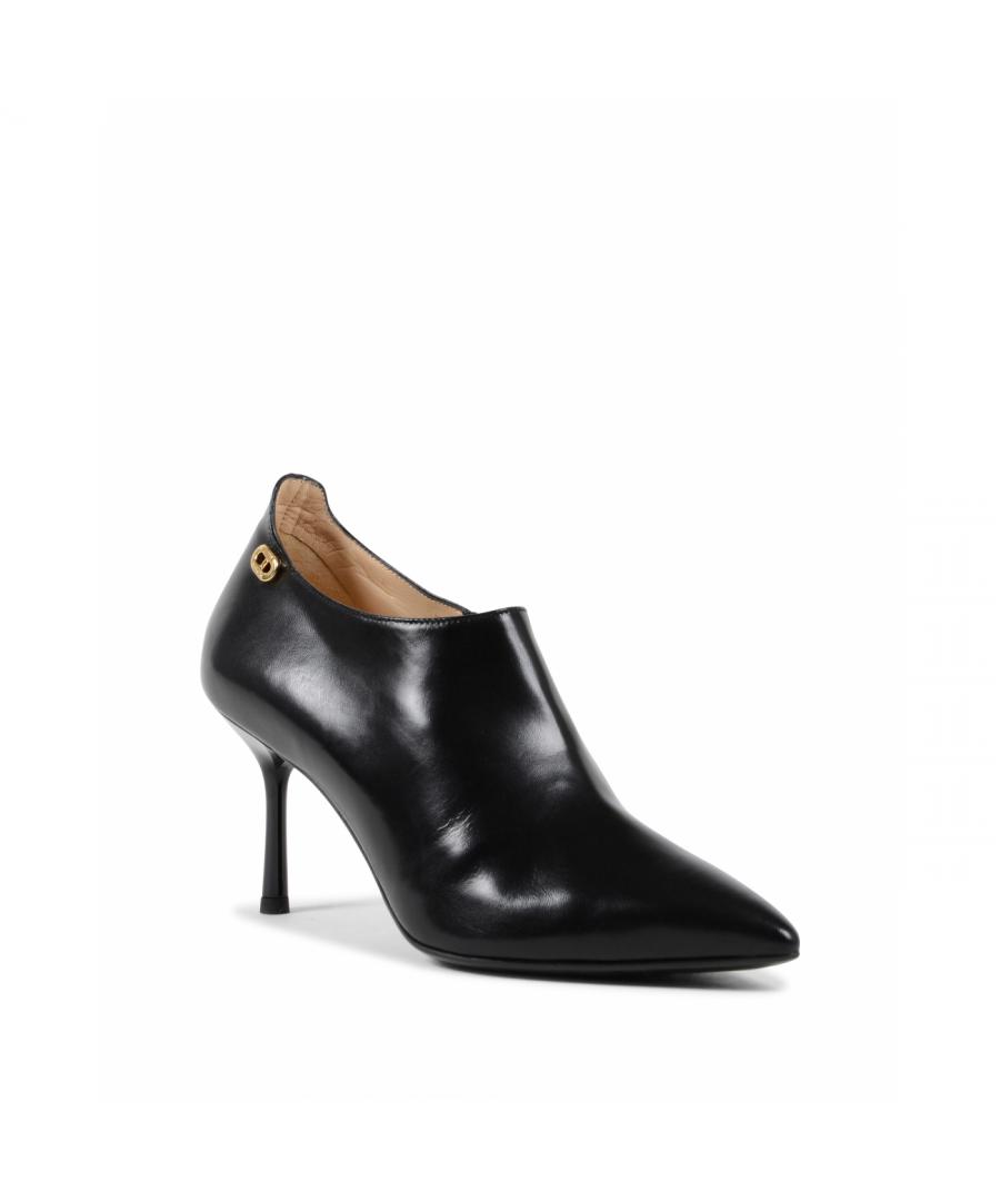 Image for Dee Ocleppo Women's Ankle Boot Black DO28 NAPPA NERO