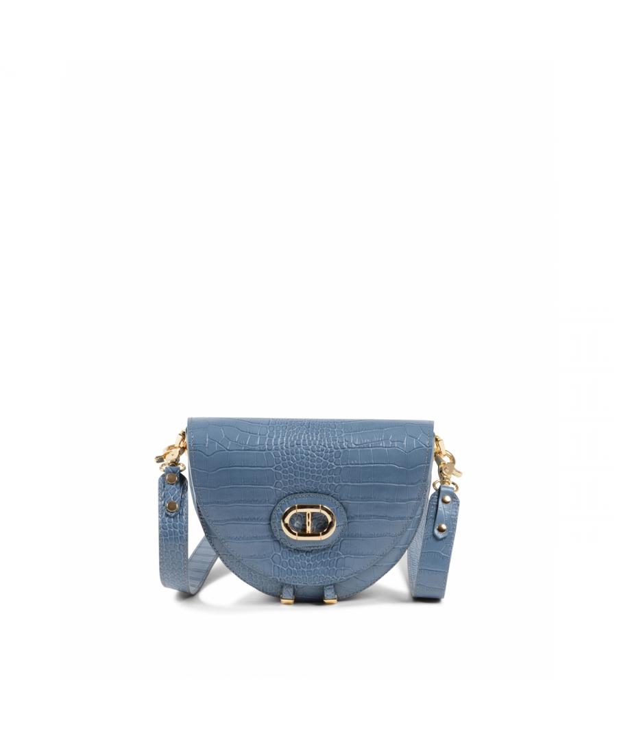 Image for Dee Ocleppo Womens Handbag DC1550 COCCO PRINT CARTA DA ZUCCHERO