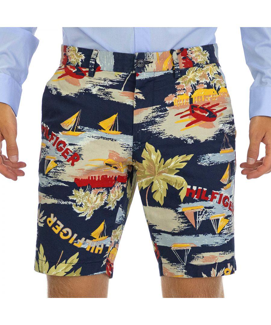 Image for Tommy Hilfiger Men Shorts Hawai    Multicolor