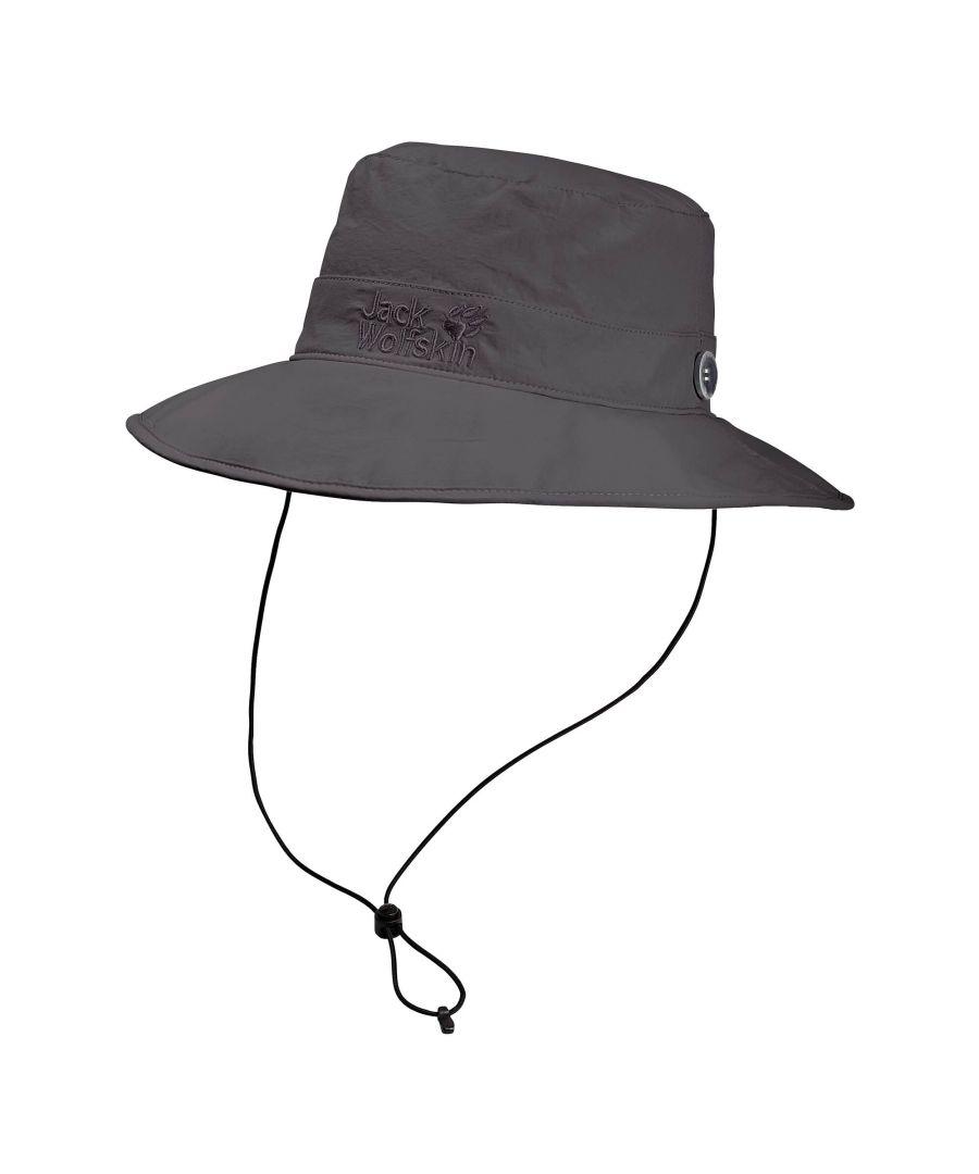 Image for Jack Wolfskin Supplex Large Mesh Hat