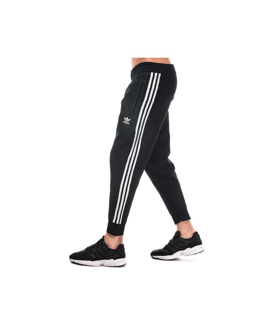 Image for Men's adidas Originals BF Knit Track Pants in Black