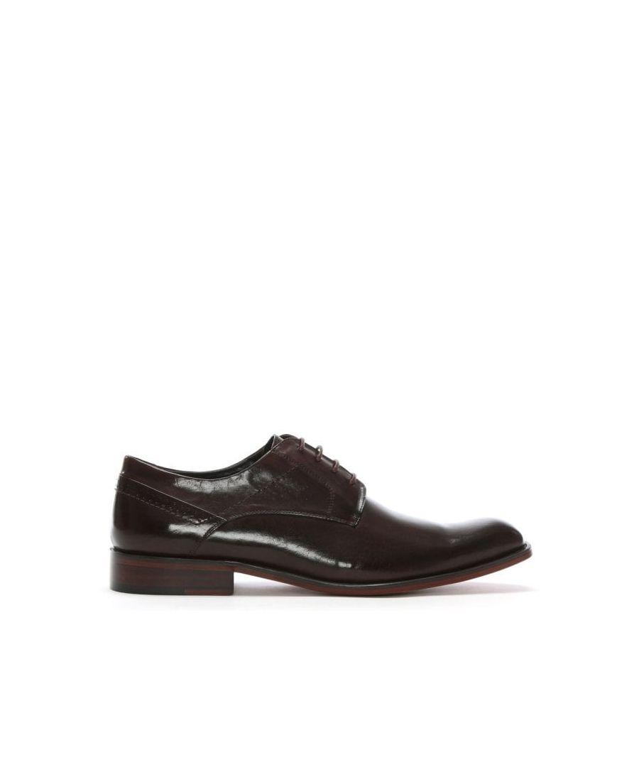 Image for Daniel Dinton Smart Leather Lace Up Shoes