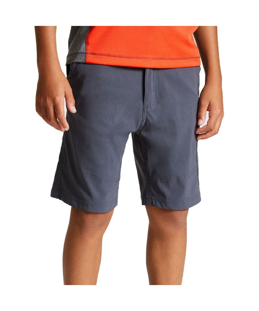 Image for Dare 2b Boys & Girls Reprise Water Repellent Walking Shorts