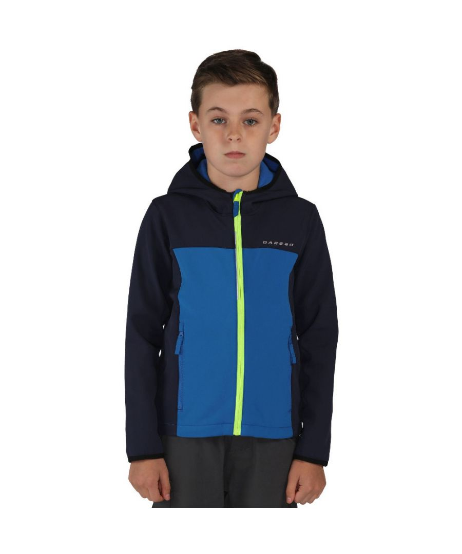 Image for Dare 2b Boys & Girls Advocate II Breathable Stretch Softshell Jacket