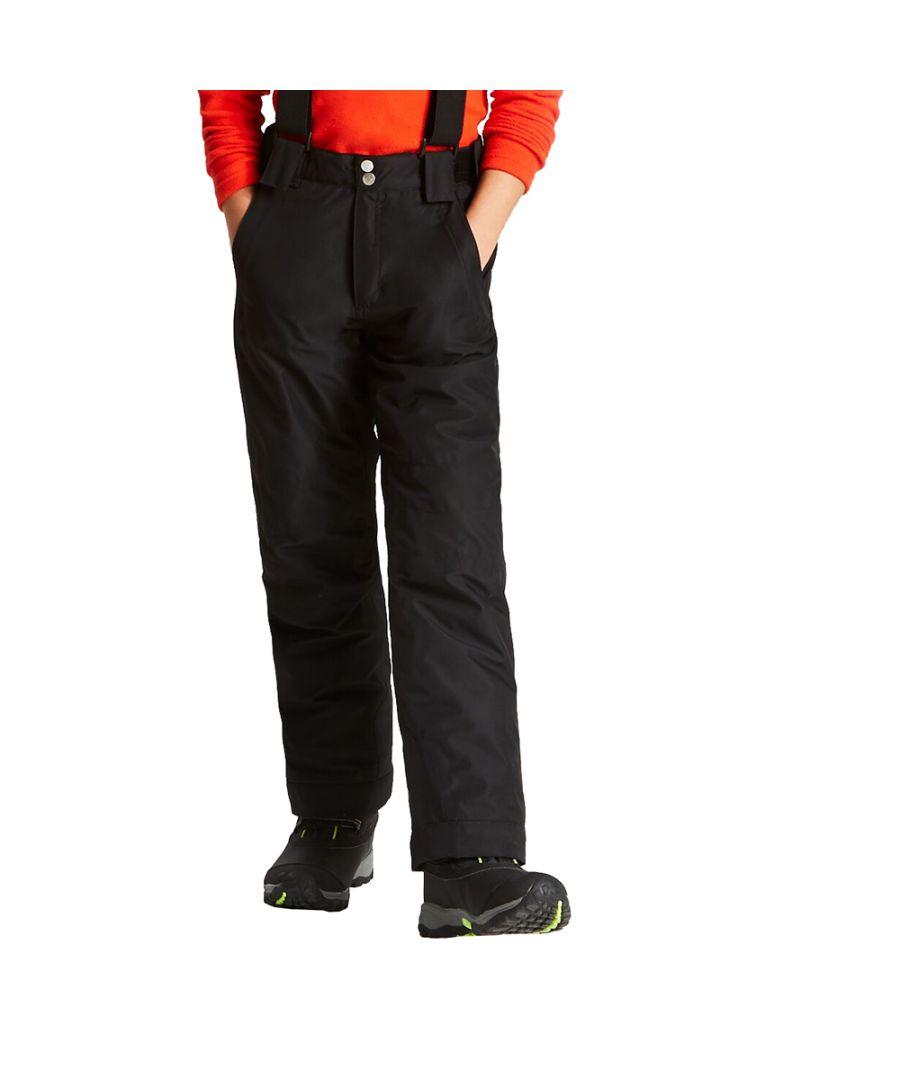 Image for Dare 2b Girls Motive Water Repellent Ski Pant Trousers