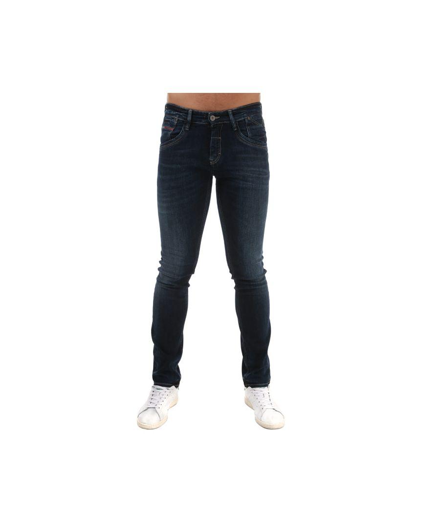 Image for Men's Tommy Hilfiger Slim Saber Jeans in Denim