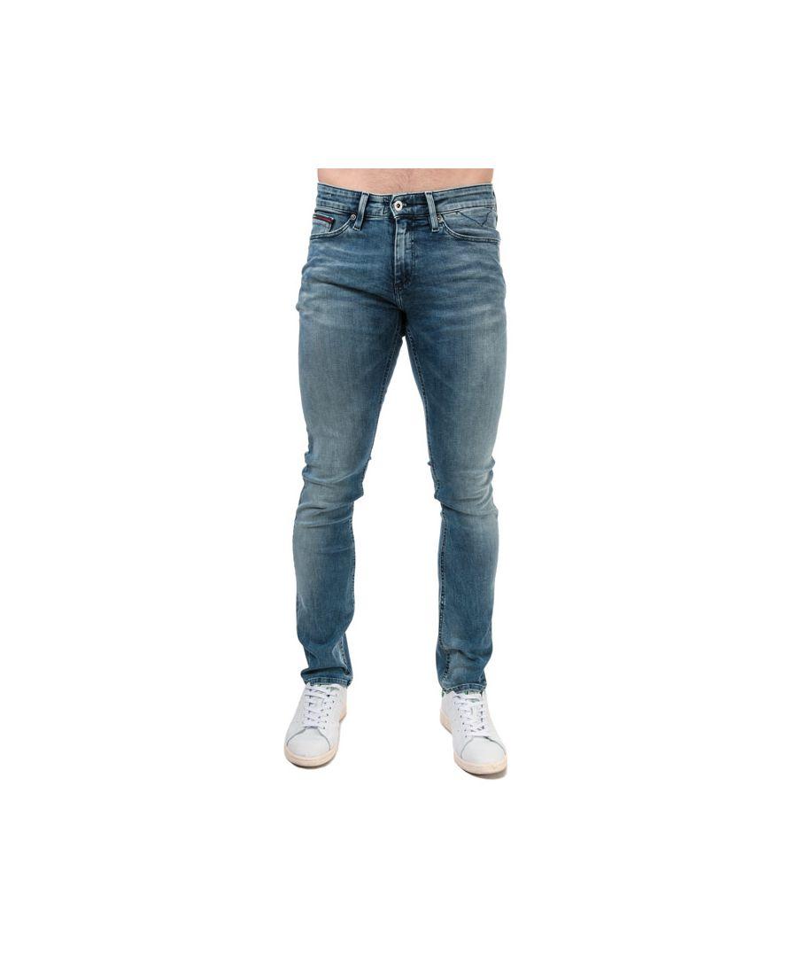 Image for Men's Tommy Hilfiger Slim Scanton Jeans in Denim