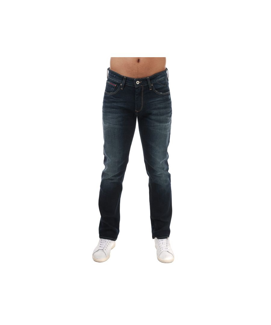 Image for Tommy Hilfiger Men's Original Straight Ryan Jeans in Denim