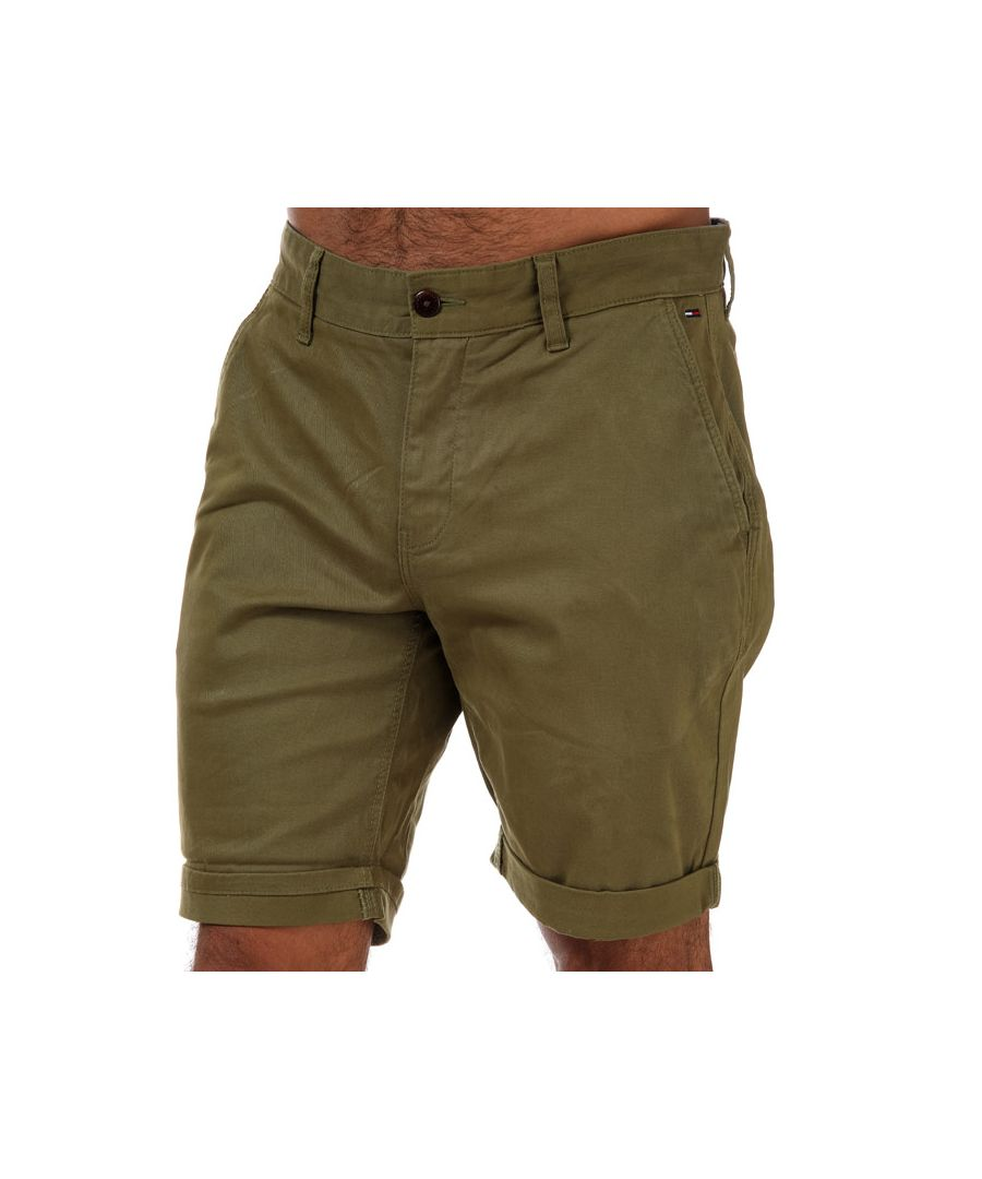 Image for Men's Tommy Hilfiger Scanton Chino Shorts in Green