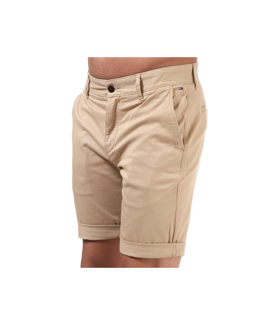 Image for Men's Tommy Hilfiger Scanton Chino Shorts in Khaki